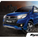 TOYOTA ALL NEW RUSH